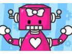 Wie wär \'s entwickeln einen neuen Roboter-Freund? Ändern Sie die Körperteil