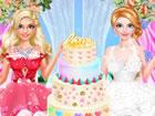 Meister der Hochzeitstorte 2 ist ein Online-HTML5-Spiel, das in Browsern wie Sa