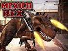 Rex besucht Mexiko. Und diesmal bringt er seine Minigun! Essen Sie Menschen, sc