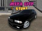 Mach dich bereit für Action und Spaß! Machen Sie im Meya City Stunt-
