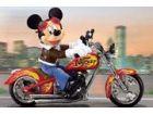 Mickey ist wirklich spannend über die Begegnung mit Minnie, seine süß präch