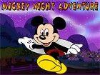 Hilfe Mickey, um alle Münzen zu sammeln und ins Ziel zu erreichen. Schauen Si