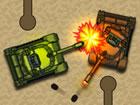 Sie können das Micro Tank Wars-Spiel im 2-Spieler-Modus gegen KI oder Ihre