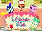 Willkommen zu Ihrem ersten Tag als ZooChef in Ihrem eigenen Milchshake-Caf&eacu
