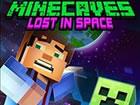 Minecaves im Weltraum Verloren ist ein Minecraft-Abenteuerspiel, in dem wir Ste