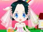 Blick auf diese Braut, sie ist also Mignon! Sie können kleine aussehen, aber i