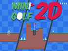 Mini Golf 2D ist ein sehr lustiges und genaues Spiel. Ihr Ziel ist es, den Ball