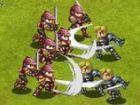 Miragine War ist ein fantastisches Echtzeit-Strategiespiel, in dem Sie riesige