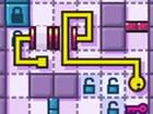 Mister Line ist ein anspruchsvolles Puzzlespiel mit einem einfachen Regelbuch u