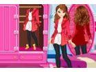 Spiegel kann Ihre Mode widerspiegeln, so dass Mädchen sind, dass alle oft in d
