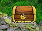 Dieser mollige Junge ist in einem Wald gefangen und kann von dort nicht entkomm