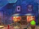 Es gab ein Dorf, das von Dunkelheit umgeben war. Das Dorf hatte viele Häus
