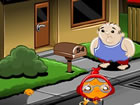 Monkey GO Happy Stage 423 - Food Delivery Th...