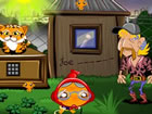 Monkey GO Happy: Stage 437 - Tiger King ist eine weitere Folge der Point and Cl