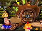 Monkey GO Happy Stage 541 - Robin Hood (alias Robin V) und das Shermonkey Fores