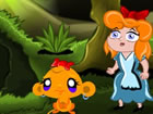Monkey GO Happy: Stage 451 - Alice in Hitchh...