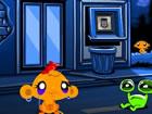 Monkey GO Happy: Stufe 527 - Abuba the Alien...