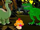 Monkey GO Happy: Stage 471 - Dinosaurs ist e...