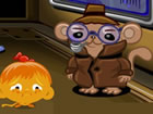 Monkey GO Happy: Stage 507 - Detective ist eine weitere Episode in der Puzzle-A