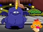 Monkey GO Happy: Stufe 525 Purple Peop...