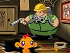 Monkey GO Happy Stage 539 Arachnophobie mit ...