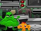 Monkey GO Happy Stage 543 - In einem Compute...