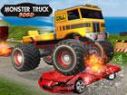 In Monster Truck 2020 gibt es ein weiteres aufregendes Spiel mit Monstertrucks