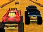 Monster Truck: Beginnend ist das intensive Monstertruck, das Arcadespiel fä