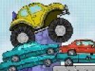 Immer wollen mit einem Monster-Truck-Rennen? Dies ist Ihre Änderung! Wählen S