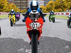 Willkommen in der Welt der Geschwindigkeit, in der Sie Ihr Motorrad auf verschi