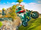 Moto Trial Racing 2: Two Player ist ein neues 3D-Motorradrennspiel, bei dem Sie
