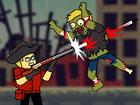 Mr Jack vs Zombies ist ein lustiges Puzzle und Shooter Spiel. Dieses Spie