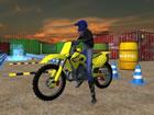 Es gibt verschiedene unterhaltsame Superhelden Moto Stunt Bikes, bei denen der
