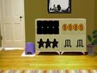 8b Musiker Flucht ist ein Punkt, und Klicks Spiel von 8b Spiele entwickelt entk