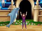 My Dolphin Show 5 ist ein erstaunliches Delfinspiel, das Sie in Ihrem Browser a
