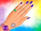 Hallo Mädels, spiele Nail Art Design , um der beste Nagelkünstl