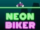 Neon Biker ist ein intensives und unterhaltsames Plattformspiel, das Plattform-