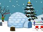 In diesem Fluchtspiel ist Pinguin im Schneehaus eingesperrt. Versuche, aus dem