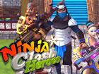 Ninja Clash Heroes ist eine weitere Folge des thematischen Third-Person-Shooter