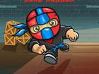In diesem Spiel soll Ninja Hero Runner als Ninja spielen und die Dungeon-Tests