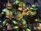 Ninja Turtles sind zurück! Rennen fahren mit d...