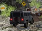 Sind Sie bereit, mit einem schweren Geländewagen im Wald zu fahren? Nun ..