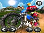 Fahren Sie mit Ihrem Motorrad durch jedes knifflige Motocross-Level, um Ihr Zie