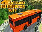 Fahren Sie mit Ihrem Bus im Offroad-Bereich, nehmen Sie Passagiere ab, vermeide