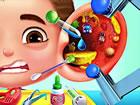 Ohren behandlung ist ein Arzt Simulator Spiel! Hier haben wir viele großa