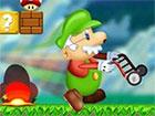 Old M ist ein lustiger Plattformer, in dem du als Opa Mario spielst.\r\nOLD M i