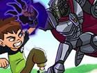 Nachdem Forever Knight den Omnitrix mit einem Schattenvirus infiziert hat, muss