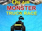 On Air Monster Truck Race ist ein wirklich herausforderndes 3D-Rennen! Wäh