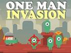 One Man Invasion ist ein lustiges und einnehmendes Plattformspiel, in dem du ei