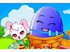 Wie der Frühling ist, ist das Osterfest zu kom...
